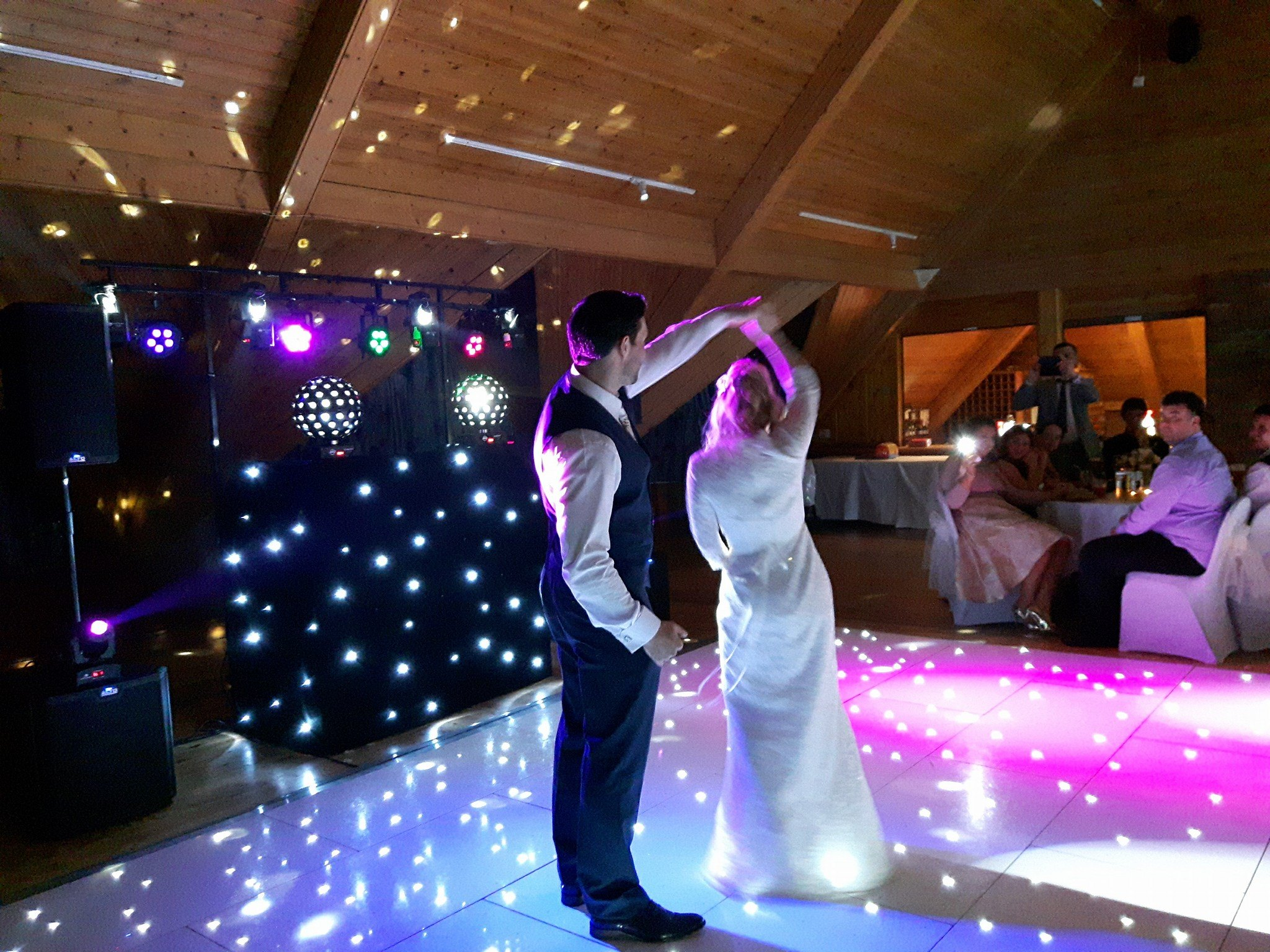 LED Dance floor Hire Templeton