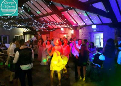 Wedding DJ NI at Ballyduggan Mill
