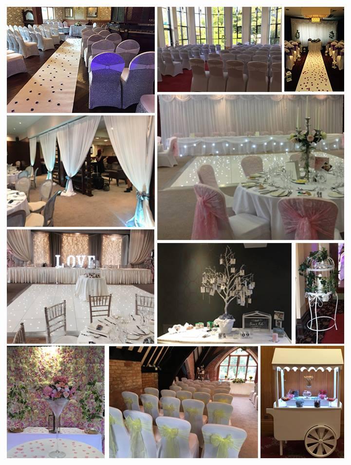 Wedding Venue Styling Northern Ireland