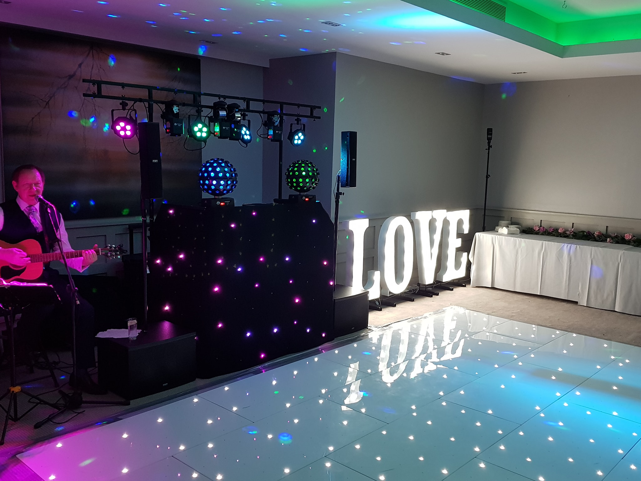 Wedding DJ Bangor Clandeboye Lodge